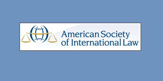 American Society of International Law (ASIL)