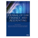 journal of law finance and accounting