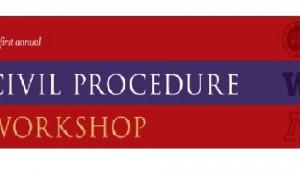Civil Procedure Workshop - Seattle U, U Washington, U Arizona