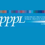 European Procurement & Public Private Partnership Law Review