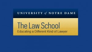 University of Notre Dame Law School