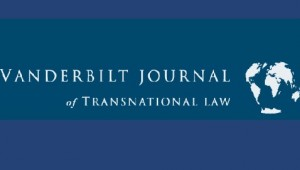 Vanderbilt Journal of Transnational Law