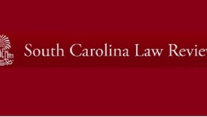 South Carolina Law Review