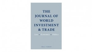 Journal of World Investment & Trade (JWIT)