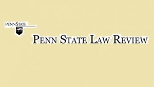 Penn State Law Review