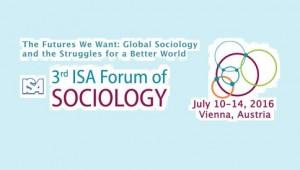 3rd ISA Forum of Sociology