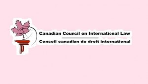 Canadian Council on International Law CCIL