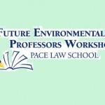 Future Environmental Law Professors Workshop Pace Law School