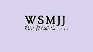 World Society of Mixed Jurisdiction Jurists WSMJJ