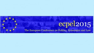 The European Conference on Politics Economics and Law ECPEL2015