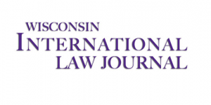 Sustainable Development Goals and International Law @ University of Wisconsin Law | Madison | Wisconsin | United States