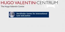Hugo Valentin Stockholm Center for International Law and Justice