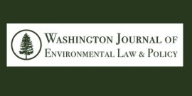 Washington Journal of Environmental Law & Policy (WJELP)