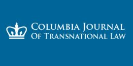 Columbia Journal of Transnational Law