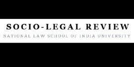 Socio-Legal Review, National Law School of India University