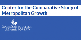 Center for the Comparative Study of Metropolitan Growth