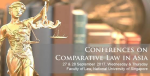Conferences on Comparative Law in Asia