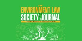 Environment, Law & Society Journal