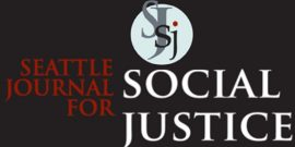 Seattle Journal for Social Justice
