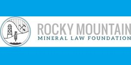 logo of rocky mountain mineral law foundation