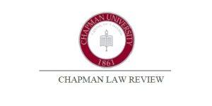 CFP - Retrospective on Congressional Legislation of 1970