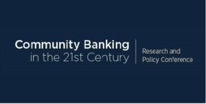 Conf.: 2021 Community Banking in the 21st Century @ Federal Reserves Bank of St. Louis