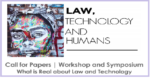 Law Technology and Humans journal and workshop banner