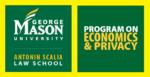 logos for george mason program on economics and privacy